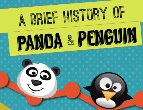 A Timeline of Panda & Penguin Updates [Infographic]